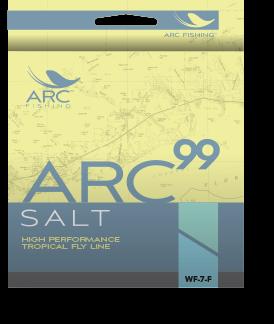 ARC 99 Salt Fly Line