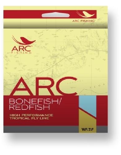 ARC Bonefish/Redfish Fly Line