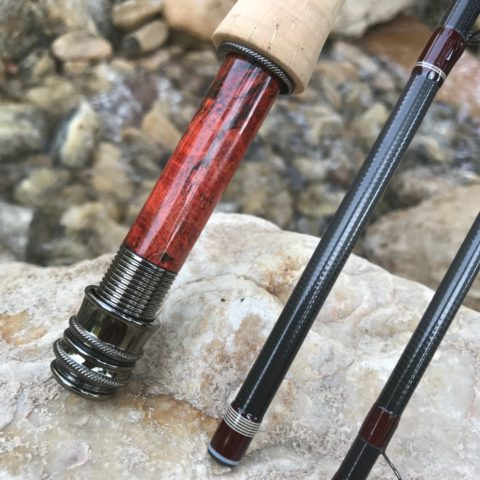 Taylor Phenom 9' 5wt fly rod
