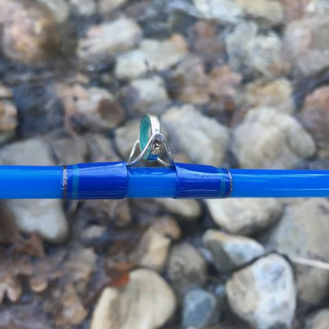 Blue Halo Fly Rod 3wt