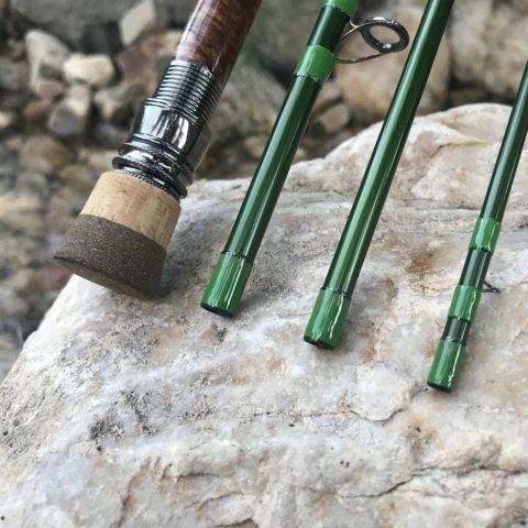 Sage ACCEL 697-4 Fly Rod