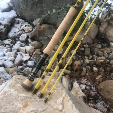 Blue Halo Gen3 6wt Fly Rod