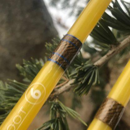 Blue Halo Gen3 6wt Fly Rod